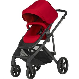 Britax Klapvogn, B-Ready, Flame Red One Size