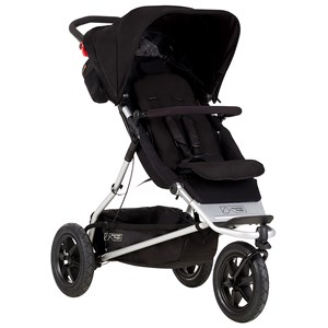 Mountain Buggy Plus One Stroller Black One Size