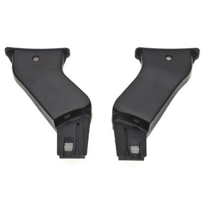 Britax Britax B-Agile Double, Adapter til babybeskytter / vognstol og vogn, Safe II One Size