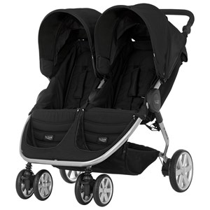 Britax B-Agile Double Stroller Cosmos Black One Size