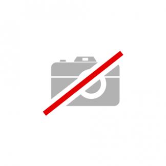 Stokke® Trailz Duovogn Terrænhjul - Black Melange/Brunt styr
