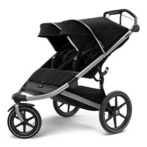 Thule Thule Urban Glide2 Double Jogging Stroller Black one size